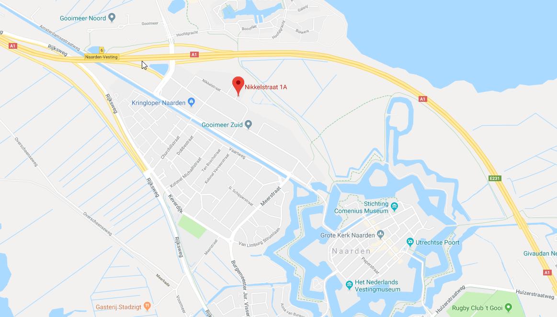 Route Koop Utrecht